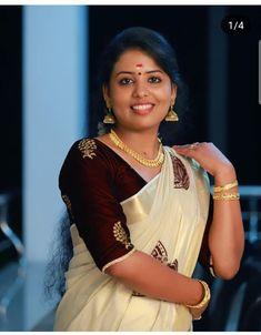 Beautiful Girl Indian, Most Beautiful Indian Actress, Beautiful Saree, Sari Blouse Designs, Bridal Blouse Designs, Bridal Portrait Poses, Set Saree, Indian Girls Images, Beauty Full Girl