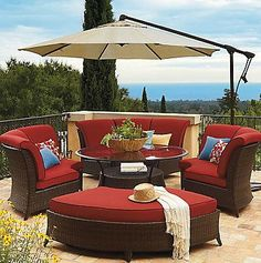 Malibu Outdoor Furniture Collection