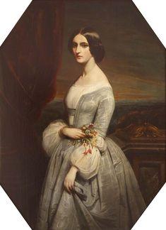 Eliza Horatia Frederica Seymour (1833–1896), Viscountess Clifden, Later Lady Stirling