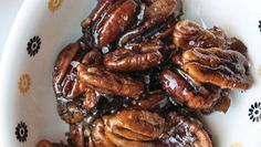 Candied Pecans Recipe | SAVEUR