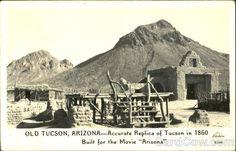 Old Tuckson Tucson Arizona
