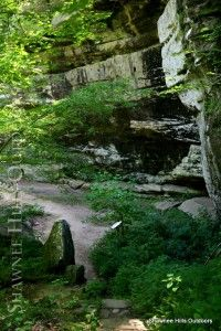 Shawnee National Forest - Rim Rock National Recreation Trail, CO - Gary Marks