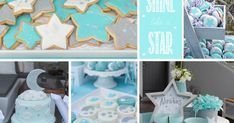 Shine like a Star! Baby Baptism, Christening, Twinkle Twinkle Little Star, 9th Birthday, Diy And Crafts, Decorative Boxes, Bloom, Nursery, Stars