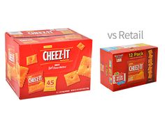 The CHEEZ-ier the better!