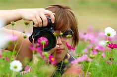 Earn money from home selling stock photographs online