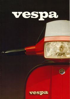 Vespa T5 - Sooo 80s. Have to fix mine and bring it back on the road.