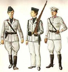 Los Viriatos. Voluntarios portugueses en la Guerra Civil española