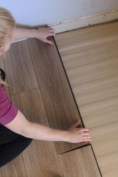 How to Install Laminate Flooring Over Concrete Slab | Installing ...