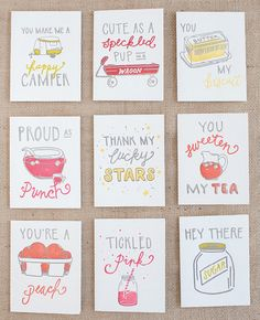 Every day is a good day for a Southern Phrase Greeting Card from the Southern Weddings Shop! Visit SouthernWeddingShop.com for more fun gifts!