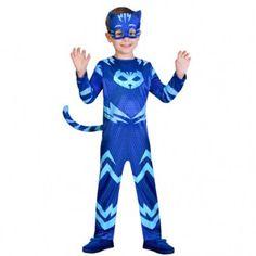 From Pj Masks Superhero Kids Child Catboy Fancy Dress Costume & Mask Years) Fancy Dress Costumes Kids, Fancy Dress Masks, Superhero Fancy Dress, Fancy Dress For Kids, Boy Costumes, Super Hero Costumes, Costume Halloween, Costume Garçon, Childrens Halloween Costumes