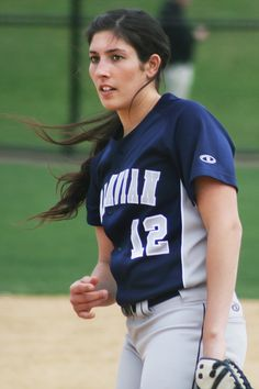 Josie Novak & Amanda Carisone combined to scatter six hits and strike out 18 batters as the Moravian Greyhounds softball team shut out Neumann University, 6-0 and 8-0.