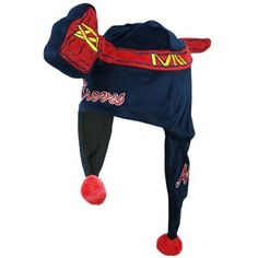 HAHA YES!!! Atlanta Braves Classic Mascot Hat