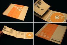 A great CD portfolio to send off