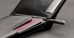 A classy and practical Travel and Everyday Wallet