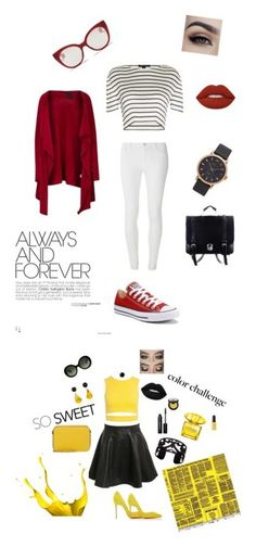 """""""summer 2016"""" by munevera-berbic ❤ liked on Polyvore featuring Dorothy Perkins, Alexander Wang, Converse, Rundholz, Marc Jacobs, Miu Miu, Lime Crime, Sans Souci, Pilot and Christian Louboutin"""