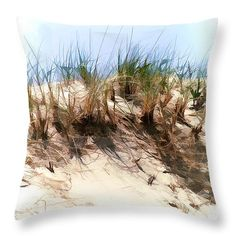 This is an original, quick watercolor sketch of the dune grasses at the ocean. This could be a remembrance of any seaside vacation and  will look fantastic in any room of your home. Great   accessories can turn a plain room into a   stunning one.   Throw pillows are an economical way   to offer a lot of   decorating punch.  All of the   pillows in this collection   are original designs   by a professional artist, printed on   both sides.