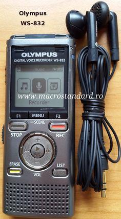 Reportofon Olympus WS-832