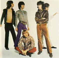 The Rolling Stones.