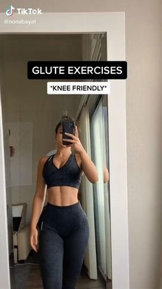 Easy beginners glutes workout for women who workout at home and want to grow bigger glutes #lowerbodyworkout #glutes #legday