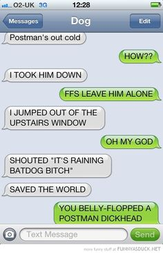 If Your Dog Could Text - Likes