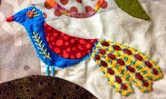 Kerry Stitch Designs Enchantment Bird #5