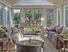 Our conservatory interiors department can assist with all your conservatory furniture requirements, from sofas and chairs through to mirrors and lighting. Conservatory Interiors, Conservatory Design, Conservatory Furniture, Cottage Interiors, Country Furniture, Outdoor Furniture Sets, Rooms Furniture, My Living Room, Living Spaces