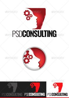 Consulting Logo Design Template  - 3d Abstract Logo Template Vector EPS, AI Illustrator. Download here: https://graphicriver.net/item/consulting-logo/6365649?ref=yinkira