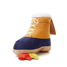 td {border: 1px solid #ccc;}br {mso-data-placement:same-cell;} This stylish boot is stuffed with crazy crinkle and a big grunt squeaker. Hey wait! What's that stuck to the bottom? Dog Ages, Stylish Boots, Cute Boots, Crinkles, Dog Love, Your Dog, Sully, Greed