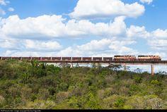 Foto RailPictures.Net: EFC 714 EFC - Estrada de Ferro Carajás EMD SD70M em Açailândia (MA), Brasil por Nicolas Fagundes