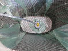 Niple con conductos internos para una distribución correcta de la resina. Para mayor información, visita: www.carbonlabstore.com