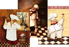 Fat Chef Kitchen Decor - Bing images