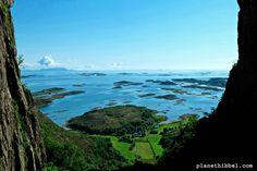 Norwegen mit Kindern - Torghatten/ Der Berg mit dem Loch http://planethibbel.com/drama-baby-drama-torghatten-der-berg-mit-dem-loch/