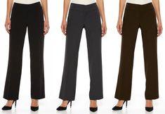 AB Studio Womens Magic Waist Straight Leg Dress Pants size 2 4 6 8 12 16 NEW  https://www.ebay.com/itm/232698299254