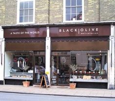 Black Olive Delicatessen Southwold
