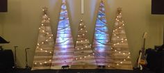 Simple Trees Stage Design                                                       …