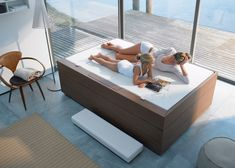 Outdoor bathtubs | Outdoor pools | Sundeck | DURAVIT | EOOS. Check it out on Architonic
