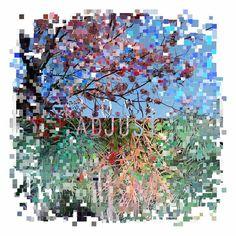 Loss/Adjust 10x10 Unframed Print by risaaqua on Etsy, $39.00