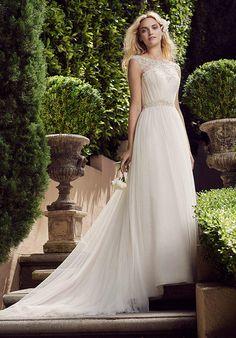 Casablanca Bridal 2225 Gardenia Wedding Dress photo