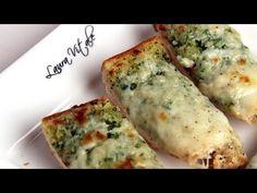 Cheesy Garlic Bread Recipe - Laura Vitale - Laura in the Kitchen Episode 288