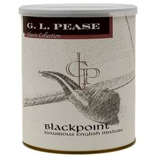 G. L. Pease Blackpoint 8oz   Buy G. L. Pease Pipe Tobacco at Smokingpipes