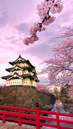 Castelo Hirosaki-jo - Japão