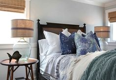 Small Bedroom Decorating Ideas #SmallBedroom #SmallBedroomDecor #SmallBedroomIdeas