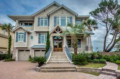 MLS# 1519384 - Forest Dunes Residential DETACHED for sale at 6502 N Ocean Boulevard for $3,400,000 in Myrtle Beach SC