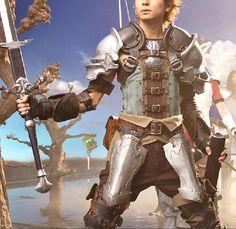 Final Fantasy Prop Armor