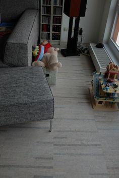 vloer - kurk Kurkvloeren Décork Amsterdam