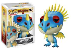 Pop! Movies: How to Train Your Dragon - Stormfly | Funko