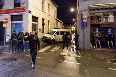 Bélgica desmantela célula do EI em Molenbeek e prende 10 pessoas (foto: AP)