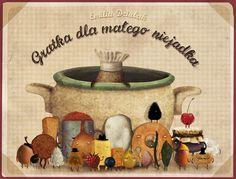beautiful children's cookbook by Emilia Dziubak, via Behance