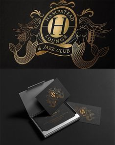 Captivate Hospitality - Jazz Club Branding - Hampstead Lounge & Jazz Club