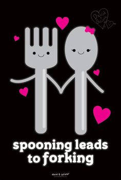 Spooning and Forking - David & Goliath